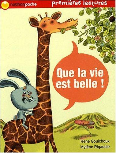 """<a href=""""/node/4074"""">Que la vie est belle !</a>"""