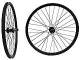 """3K carbono bicicleta de montaña 29er Clincher wheelset 29""""MTB Rueda RIM"""