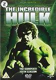 The Incredible Hulk: The Complete Fifth Season [DVD]