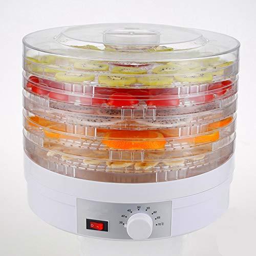 Deshidratador Multifuncional Cilíndrico De Alimentos