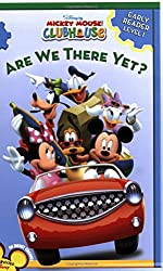 Are We There Yet?: A Level 1 Early Reader (Mickey Mouse Clubhouse Early Reader - Level 1) by Sheila Sweeny Higginson (1-Jun-2007) Paperback