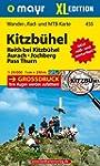 Kitzbühel XL: Wander-, Rad- und Mount...