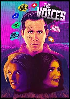 The Voices - Mediabook (+ DVD) [Blu-ray] [Limited Edition]