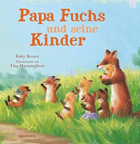 papa-fuchs-und-seine-kinder
