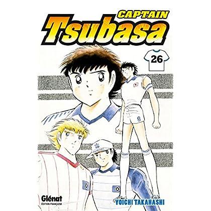 Captain Tsubasa - Tome 26: Le défi d'un vieil ennemi