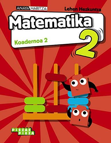 Matematika 2. Koadernoa 2. (Piezaz pieza)