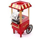 MikaMax - Popcornmaschine - Retro Cart