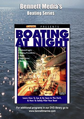 Boating At Night -