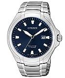 Citizen Eco-Drive Herren-Armbanduhr BM7430-89L