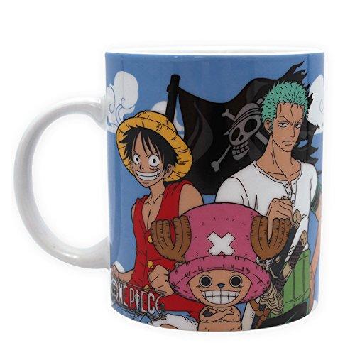 ABYstyle One Piece Group Universal 1pieza(s) tazón - Taza/Vaso (Solo,