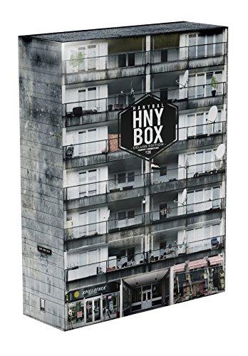 Weg von der Fahrbahn - HNY Block LTD Box