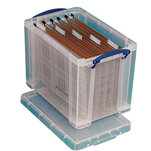 Really Useful Box 19C 19 Liter Box Transparent 395x255x290 mm PP