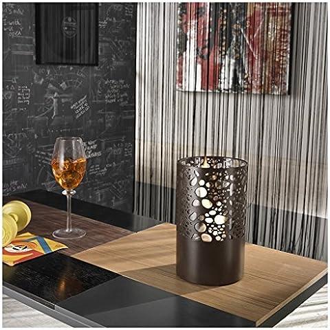 Viadurini colección Living-Chimenea de bioetanol para escritorio Carl