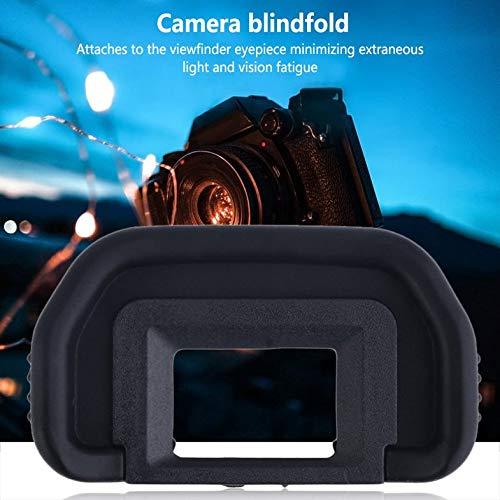 Auf Lager Schwarz 50mm x 30mm 15pcs Gummiaugenmuschel Okular EB für Canon für EOS 10D 20D 30D 40D 50D 60D 550D