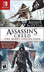 Assassin's Creed: The Rebel Collection - Nintendo Sw
