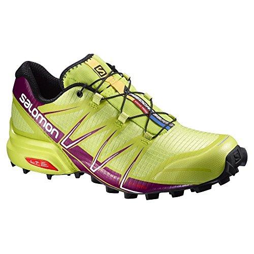 Salomon Speedcross Pro, Chaussures de Running Compétition Femme green