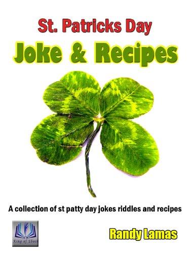 Saint Patricks Chistes y Recetas por Randy Lamas