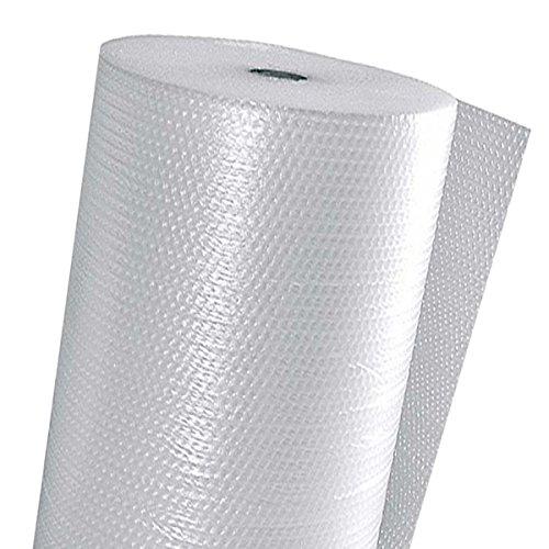 1 Rolle 50 my Luftpolsterfolie 50 cm x 100 m - Marken-Qualität von OfficeKing®