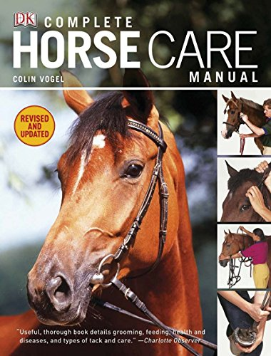 Complete Horse Care Manual por Colin Vogel