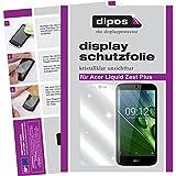 dipos I 6X Schutzfolie klar passend für Acer Liquid Zest Plus Folie Bildschirmschutzfolie