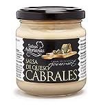 Salsas Asturianas Salsa Queso Cabrales - 190 gr - [Pack de 6]