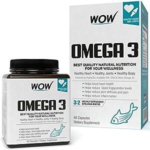WOW Omega-3 Capsules