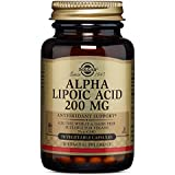 L'acide alpha-lipoïque 200MG 50 CAP.