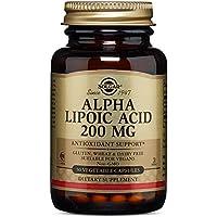 L'acide alpha-lipoïque 200MG 50 CAP.