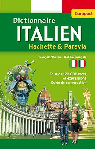 DICTIONNAIRE ITALIEN COMPACT by Leda Vigliardi Paravia (2015-06-03)