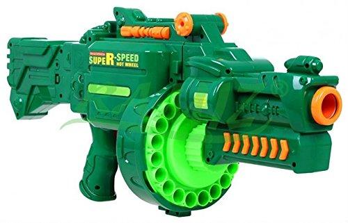 Blaze Storm Super Speed - Automatisch Spielzeug Blaster - Grün