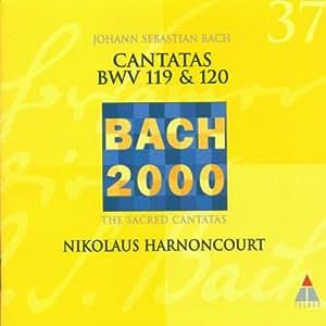 Bach 2000 (Kantaten BWV 119-120)