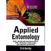 Applied Entomology (ICAR - JRF, SRF, ARS, SAUs Entrance Exams)