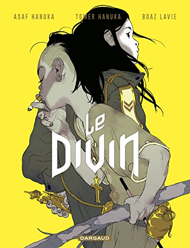 Le Divin (Hors Collection Dargaud) par Tomer Hanuka