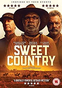 Sweet Country [DVD] [2018]