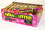 #5: Now and Later Candy 18 Piece Classic Bar - 24 Bars
