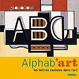 Alphab'art : Les lettres cachées dans l'art