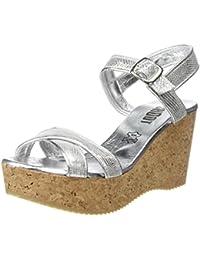 SHOOT Shoot Shoes Sh-160030cc Damen Sommer Keil Sandalette Wedges - Sandalias Mujer