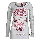 Yakuza Premium Damen Long Sleeve Shirt 2143 natur