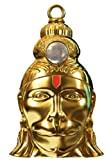 #4: Sahaya Original Hanuman Chalisa Yantra Gold Plated locket with chain