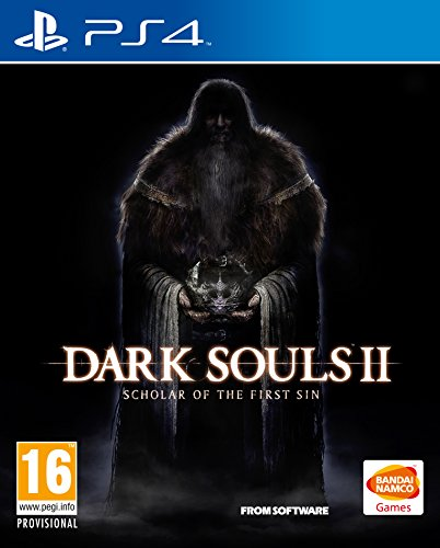 Dark Souls II: Scholar of the First Sin (Playstation 4) [Edizione: Regno Unito]