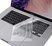 Premium Ultra Thin Keyboard Cover Skin Compatible 2020 MacBook Pro 13 inch with Magic Keyboard and MacBook Pro