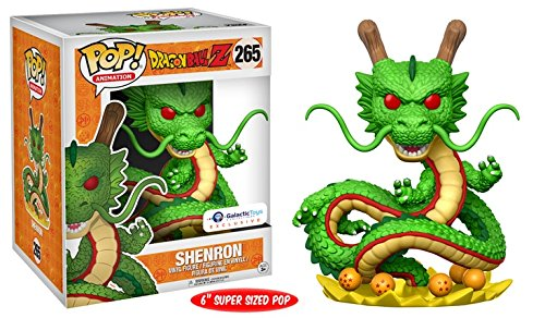 Funko - Figurine Dragon Ball Z - Shenron Oversized Exclu Pop 15cm - 08