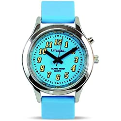 Lifemax Child's Talking Watch Blue 431