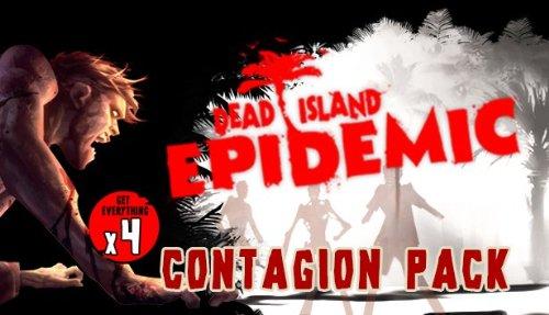 Dead Island Epidemic: Contagion Pack [PC Steam Code] (Island Steam Dead)