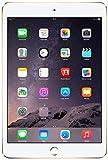 Apple iPad Mini 3 Tablet (7.9 inch, 128GB, Wi-Fi+3G+Voice Calling), Gold