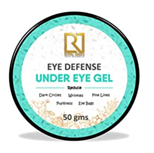 ROYAL NEEDS ; YOUR HIGHNESS Under Eye Gel 50gm for Anti Wrinkle, Dark Circles and Puffy Eyes