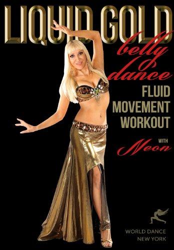 Preisvergleich Produktbild Liquid Gold Bellydance Fluid Moves Workout [DVD] [Region 1] [NTSC] [US Import]