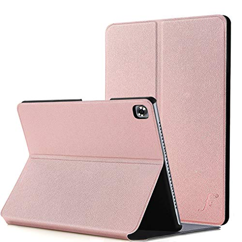 Forefront Cases Huawei Mediapad M5 8 Hülle - Magnetische Hülle & Ständer für Huawei Mediapad M5 8.4 Zoll 2018 Modell - Automatische Schlaf-Wach-Funktion - Dünn Leicht - Roségold