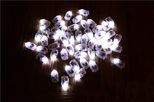Bluelover 50 Unids / Lote Lámparas Led Globo Luces