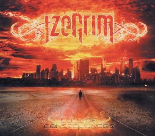 Izegrim: Code of Consequences (Audio CD)